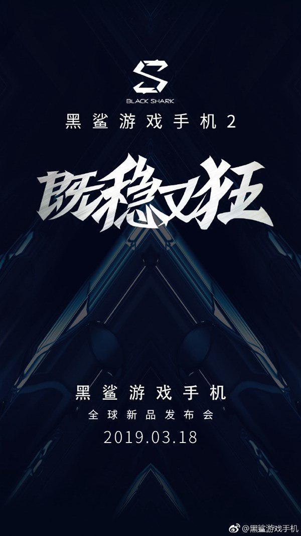 cartel black shark 2 snapdragon 855 12gb noticias xiaomi adictos