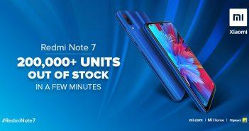 Redmi note 7 se vende en la india en pocos minutos noticias xiaomi adictos