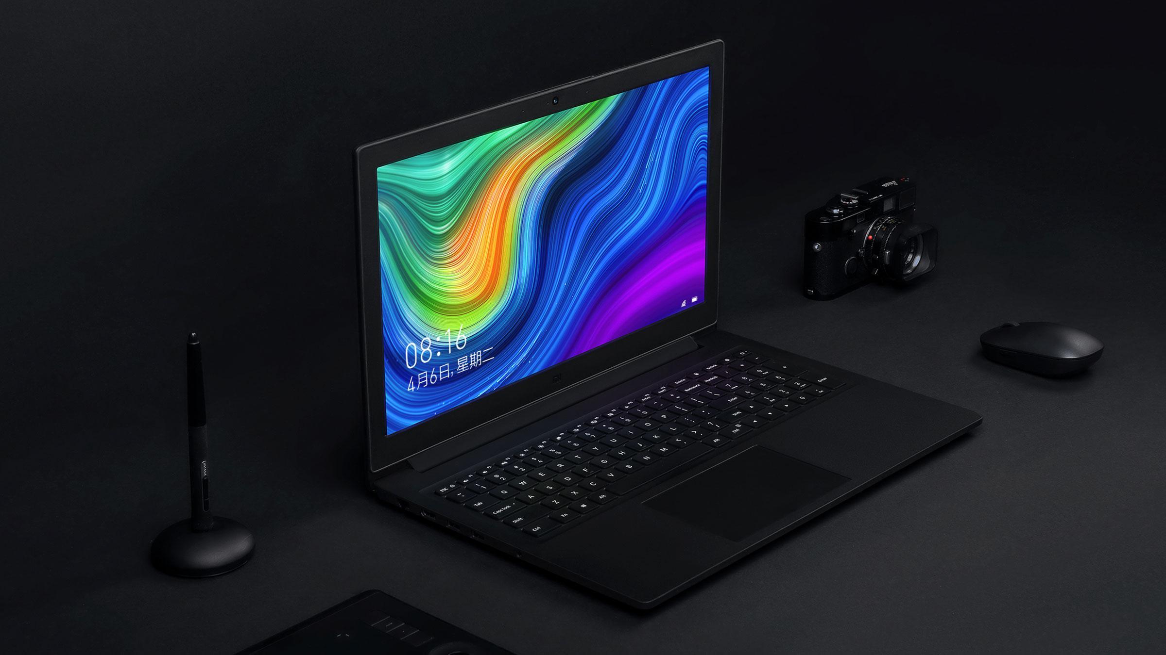 xiaomi mi notebook 15.6 con intel core i5 de 8ª generación