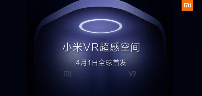 xiaomi vr realidad virtual aumentada anuncio weibo noticias