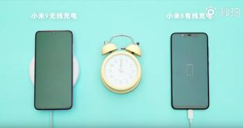 Carga inalámbrica vs Carga rápida por cable, ¿quién ganará? Xiaomi compara la carga rápida de sus últimos buque insignia Xiaomi Mi 8 y Mi 8. Noticias Xiaomi Adictos