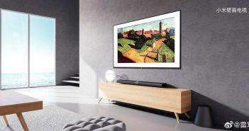 Xiaomi Mural TV, especificaciones,, caracteristicas y precio del nuevo televisor 4k de 65 pulgadas. Noticias Xiaomi Adictos