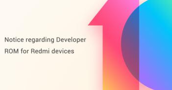 Redmi 3S/3X, Redmi Note 3 SE, Redmi Pro, la serie Redmi 4, Redmi Note 4 y el Redmi 4A