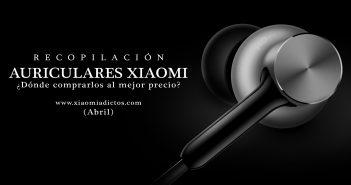 comprar auriculares xiaomi al mejor precio piston hybrid anc comfort oferta descuento