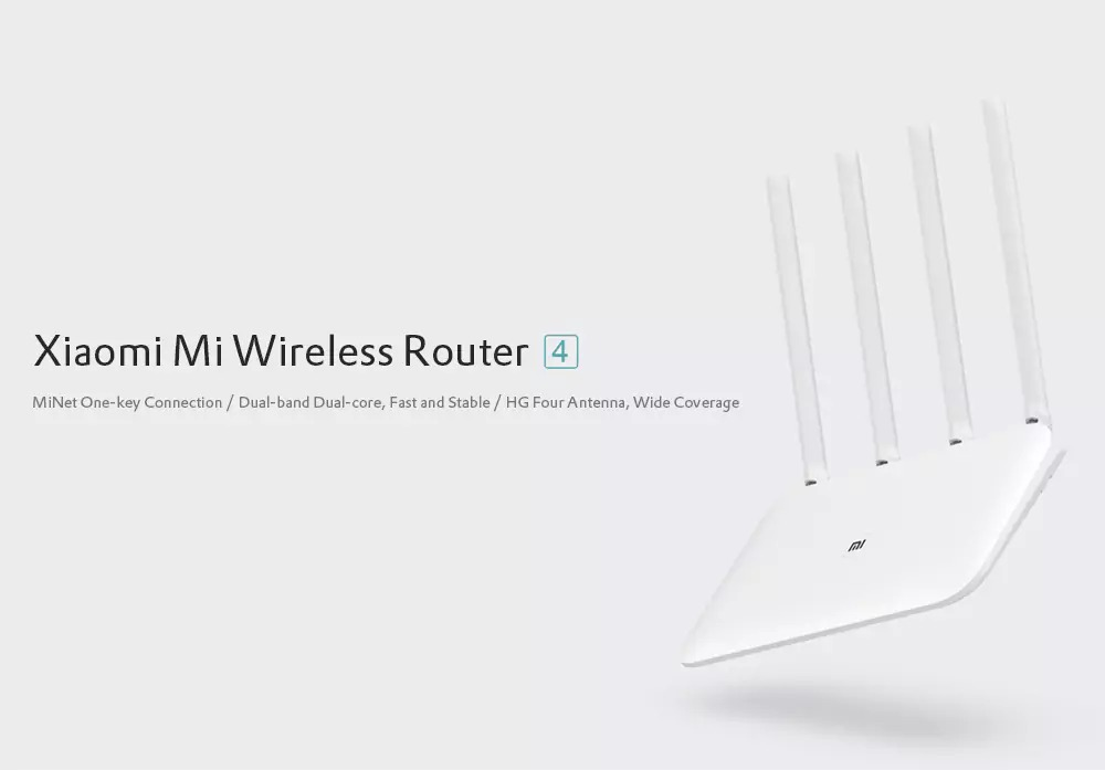 comprar xiaomi mi router neutro 4 mejor precio oferta gigabit descuento noticias adictos