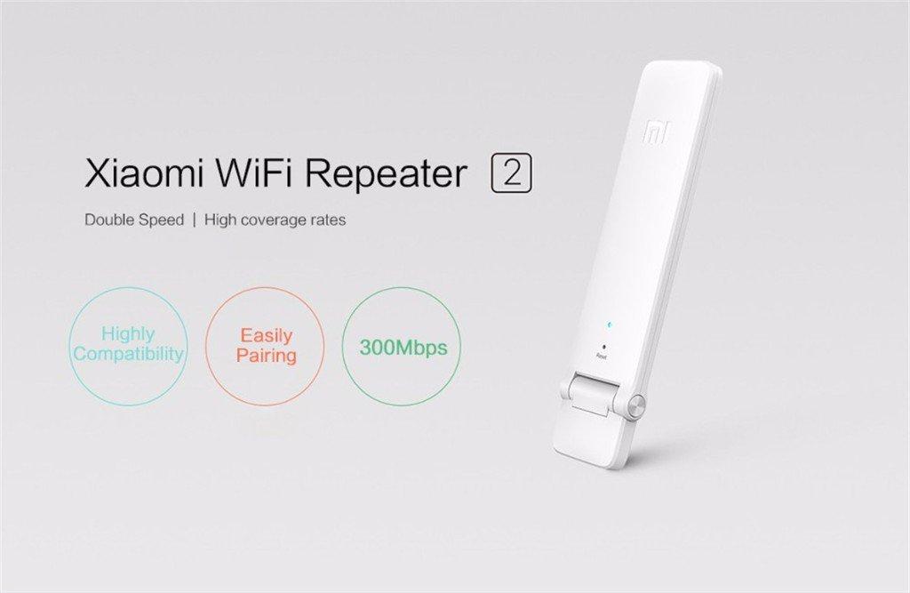 comprar repetidor amplificador xiaomi mi wifi repeater 2 al mejor precio oferta noticias adictos