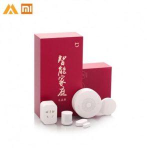 comprar xiaomi mijia smart home kit gateway seguridad alarma