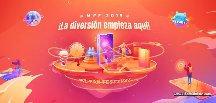 xiaomi mi fan festival 2019 aliexpress ofertas descuentos promociones todos