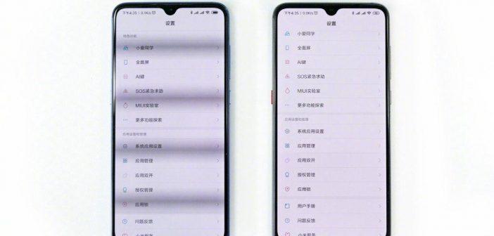 Nueva función PWM y eliminación huella dactilar Xiaomi Mi 9. Noticias Xiaomi Adictos
