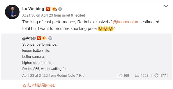Redmi x, Pro 2, 855 características, especificaciones, fecha de lanzamiento y precio. Noticias Xiaomi Adictos