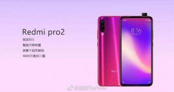 Redmi Pro 2 X by xiaomi noticias adictos