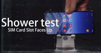 Prueba de resistencia al agua, inmersión y lluvia del Xiaomi Mi 9. Noticias Xiaomi Adictos