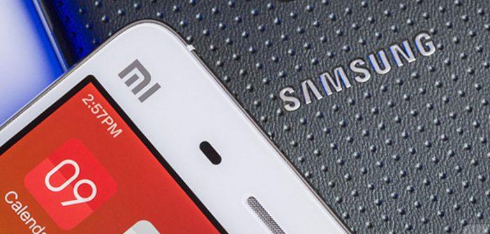 Xiaomi critica duramente a Samsung y Huawei