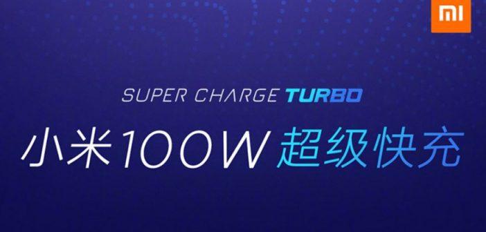 Super Charge TUrbo 100w llegará en breve. Noticias Xiaomi Adictos
