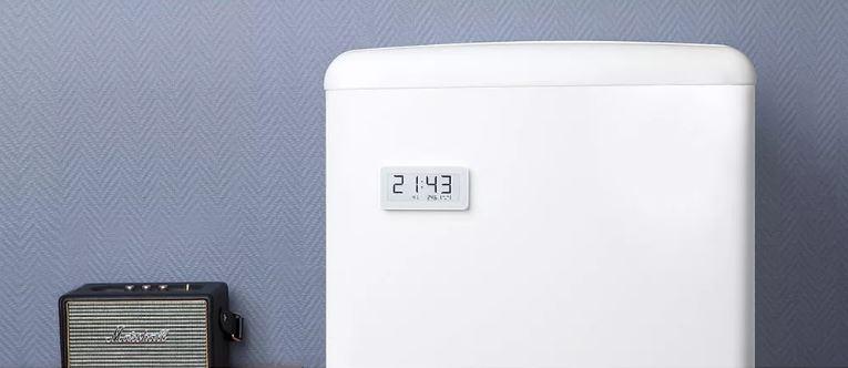 Mijia Digital Hygrometer Clock reloj despertador temperautra higrometro barometro meteorologia. Noticias Xiaomi Adictos