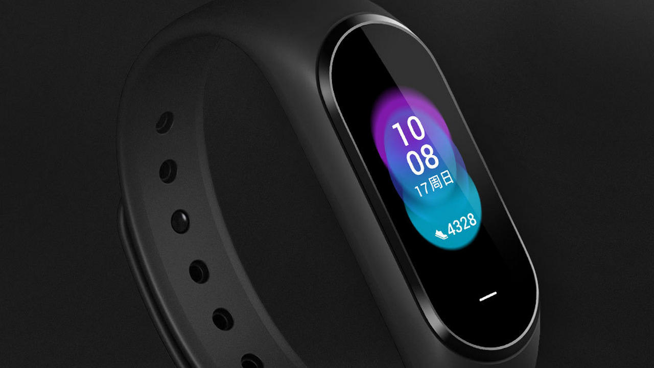 ¿Xiaomi Mi Band 4 con pantalla a color? Noticias Xiaomi Adictos