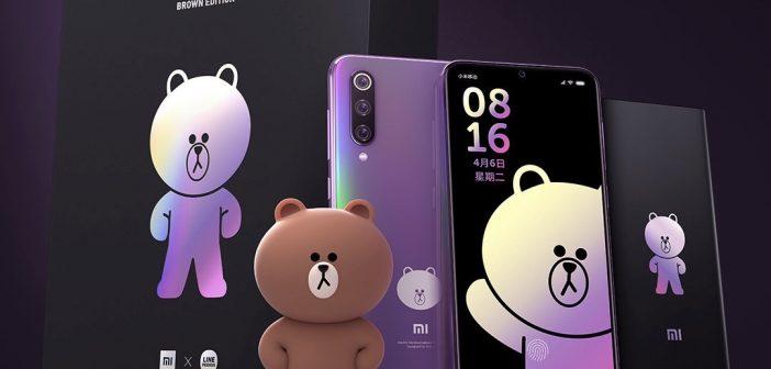 Xiaomi Mi 9 SE Brown Edition super mi bear noticias xiaomi adictos