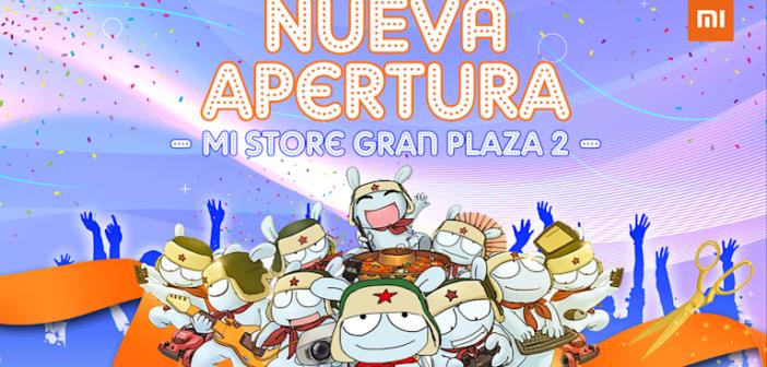 xiaomi mi store nueva apertura oficial en gran plaza 2 centro comercial madrid noticias adictos