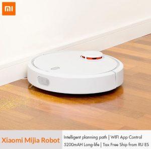 xiaomi mi vacuum robot