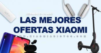 xiaomi ofertas semanales descuentos promociones smartphones gadgets mi 9 se redmi note 7 mi a2