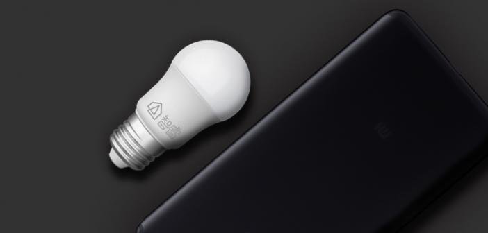 Xiaomi LED nueva bombilla de bajo consumo. Noticias Xiaomi Adictos