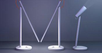 Xiaomi Mijia Smart Table Lamp 1S, características, especificaciones, precio. Noticias Xiaomi Adictos