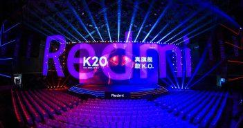 Evento presentación en directo Redmi K20 by Xiaomi