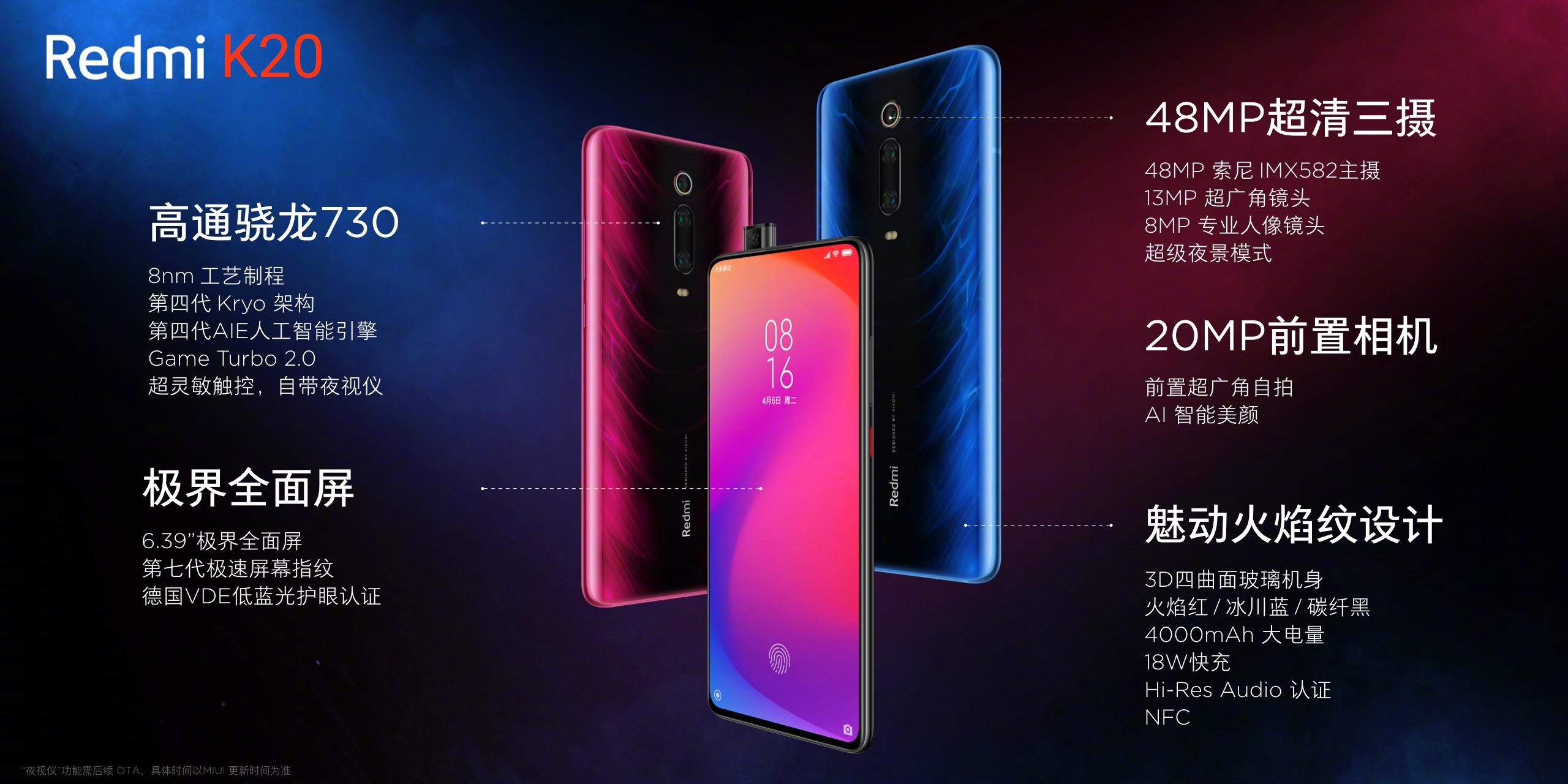 Redmi K20 Pro, características, especificaciones, ficha técnica y precio. Noticias Xiaomi Adictos