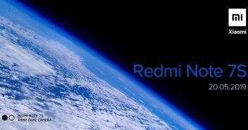 Redmi Note 7S, características, especificaciones y precio. 20 de mayo. Noticias Xiaomi Adictos