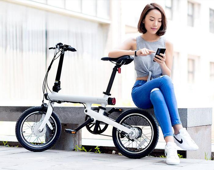 Xiaomi QiCycle EF1, características, especicaciones y precio. Lanzamiento en Mi Store España. Noticias Xiaomi Adictos