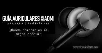 Guía auriculares Xiaomi inalámbricos y con cable. Cual elegir. mejores- Noticias Xiaomi Adictos