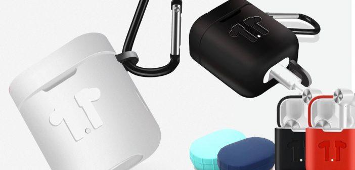 Fundas protectoras auriculares inalambricos Xiaomi AirDots y Pro y Redmi. Noticias Xiaomi Adictos