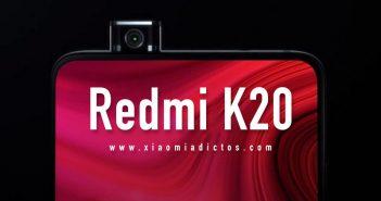 Redmi K20 SONY IMX586, características, especificaciones y precio. Noticias Xiaomi Adictos