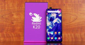 Posible diseño final del Redmi K20. Noticias Xiaomi Adictos