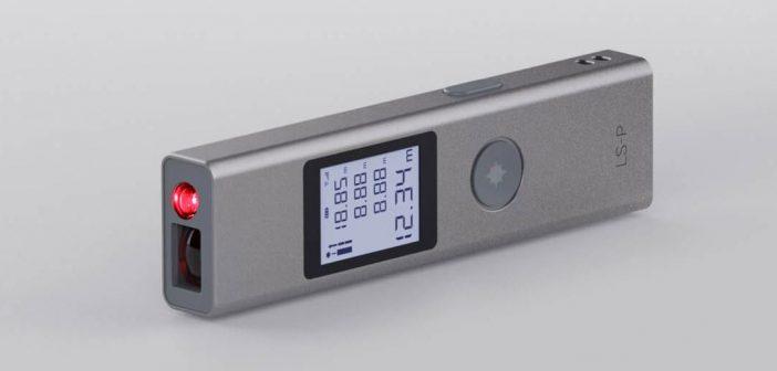 Duka LS-P medidor láser Xiaomi. Noticias Xiaomi Adictos