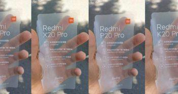 El nuevo nombre del Redmi x buque insignia de Xiaomi no se llamará K20 Pro, ni X20 o P20. Noticias Xiaomi Adictos