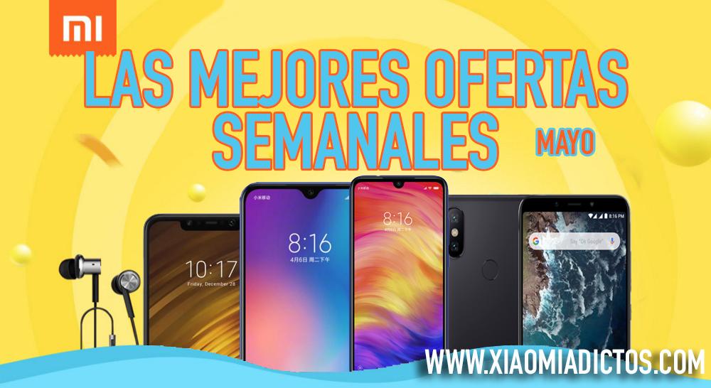ofertas y promociones, descuentos xiaomi en smartphones y gadgets. Noticias Xiaomi Adictos