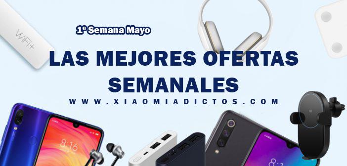 Las mejores ofertas y cupones para moviles y smartphones, gadgets xiaomi mayo. Noticias Xiaomi Adictos