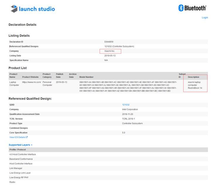 Redmi ultima los preparativos de su ordenador portátil económico RedmiBook 14. Noticias Xiaomi Adictos