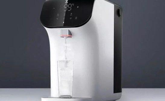 Xiaomi Yunmi X1 purificador de agua caliente y fria. Noticias Xiaomi Adictos