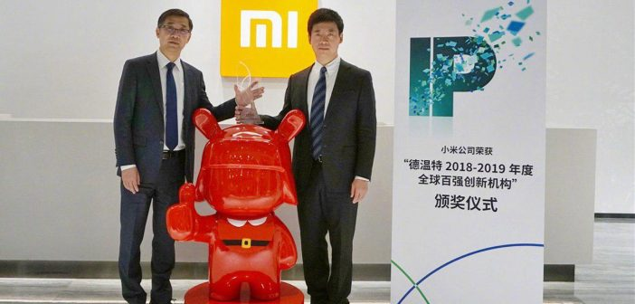 Xiaomi Group gana Devon 2018-2019 Global Innovation mejor empresa innovadora. Noticias Xiaomi Adictos