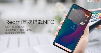 Redmi K20 contará con NFC. Características y especificaciones del buque insignia. Noticias Xiaomi Adictos