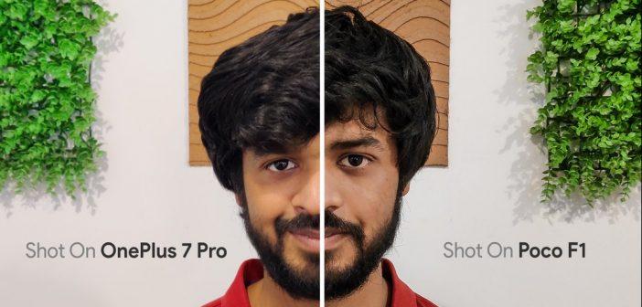 Comparativa POCOPHONE F1 vs OnePlus 7 Pro. Noticias Xiaomi Adictos
