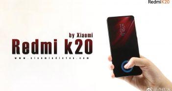 Redmi K20 pantalla AMOLED y lector de huellas bajo pantalla. Noticias XIaomi Adictos