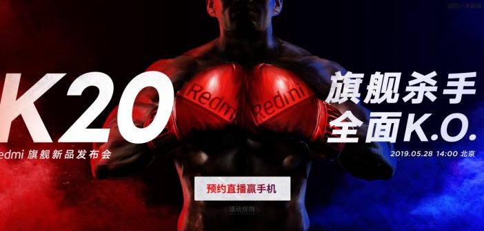 Fecha de presentación y lanzamiento del Redmi K20. Características especificaciones y precio. Noticias Xiaomi Adictos
