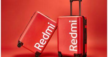 Maleta de viaje Redmi formato cabina. Noticias Xiaomi Adictos