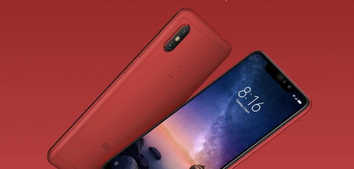 Xiaomi Redmi Note 6 Pro recibe Android 9 Pie en MIUI 10.3.2 estable.