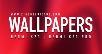 Descargar Wallpapers Redmi K20 y Redmi K20 Pro. Noticias Xiaomi Adictos