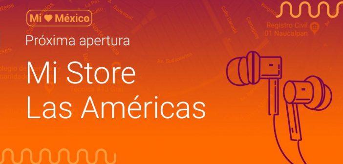 Nueva Mi Store oficial y autorizada en México. Centro Comercial Las Américas. Noticias Xiaomi Adictos