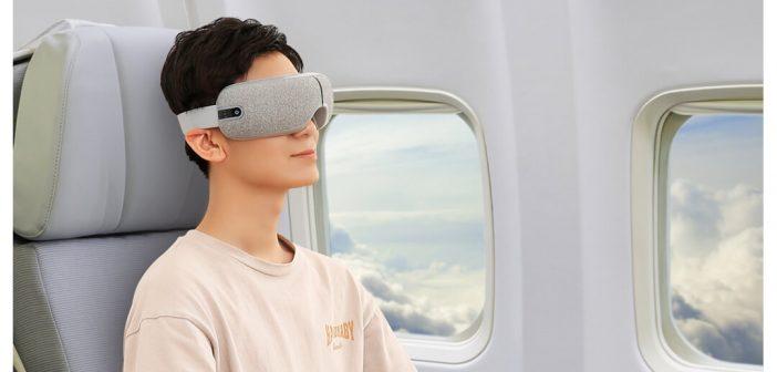 Xiaomi MOMO Eye Massager, masajeador facial con alivio de fatiga ocular. Noticias Xiaomi Adictos
